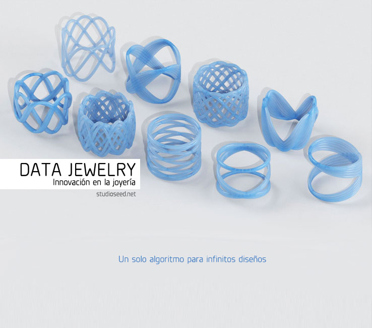 Joyeria Generativa, innovación en joyeria, new jewerly, joyeria barcelona mexico, joyeria creativa, joyeria vanguardia barcelona mexico, digital jewelry, joyeria digital, data jewelry, plugin grasshopper jewelry, peacock grasshopper, software para joyería, rhino jewerly, rhino gold, jewerly rhino software, jewelry software designer, biodigital design,  curso rhinoceros y grasshopper para joyeria barcelona mexico