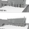 Simulaciones climáticas y comprobaciones en el proyecto arquitectónico con Ecotect