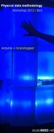Arduino + Grasshopper Geometrías adaptativas Es un taller donde se enseña y explora la metodología para obtener datos del contexto, ordenarlos, almacenarlos y usarlos para generar diseños generativos. Dentro del marco de […]