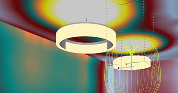Proyectos de iluminación con Dialux