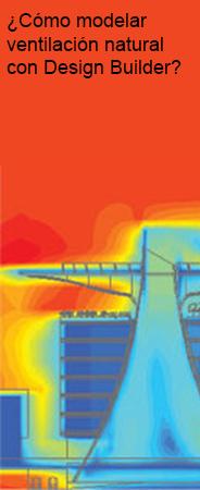 Una de las principales características del Design Builder es que nos permite simular los edificios tomando en cuenta la ventilación natural. Esto es uno de los puntos importantes que diferencian a este […]