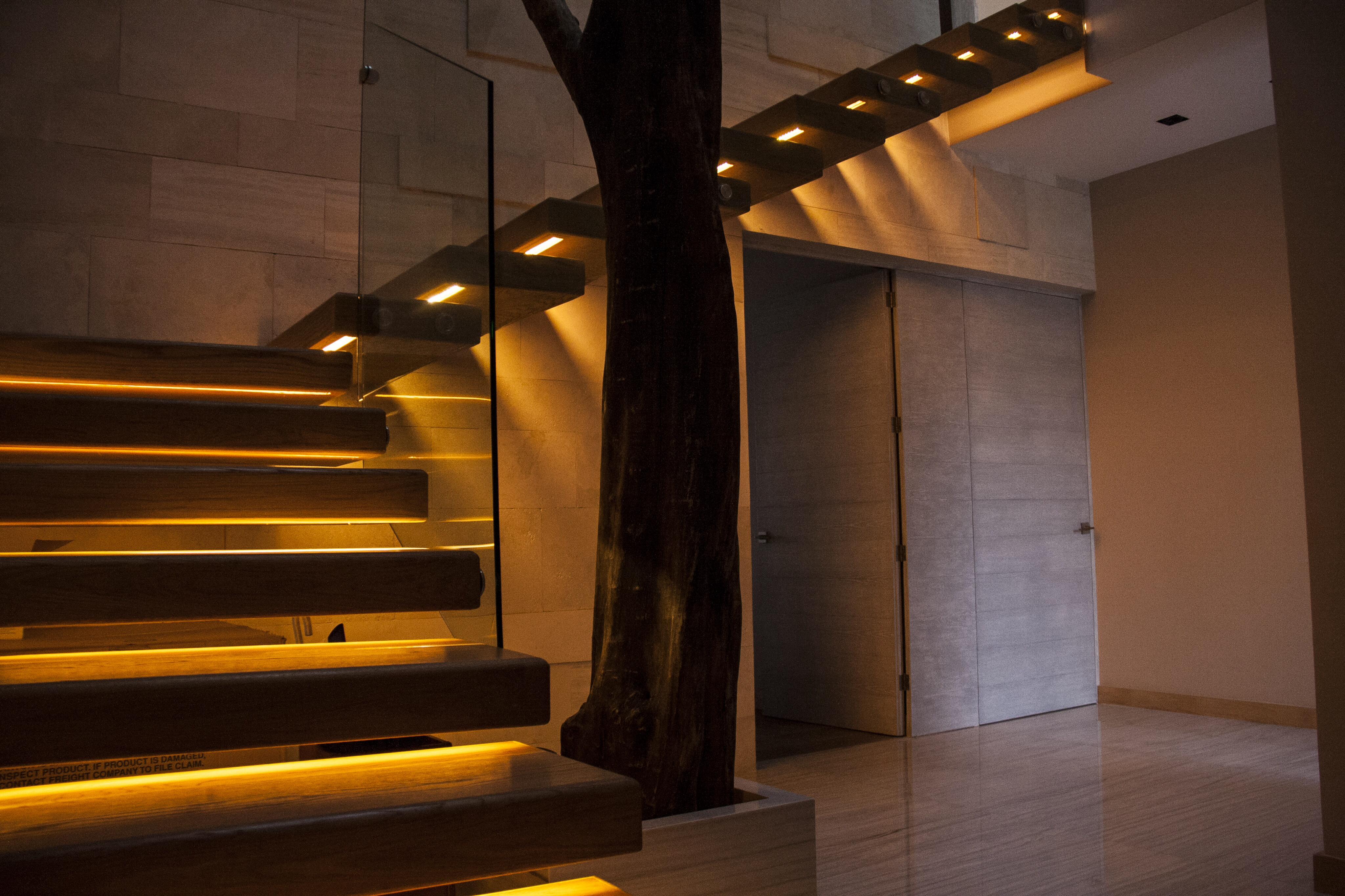 Dise o de iluminaci n con el software dialux seed studio - Iluminacion de escaleras ...