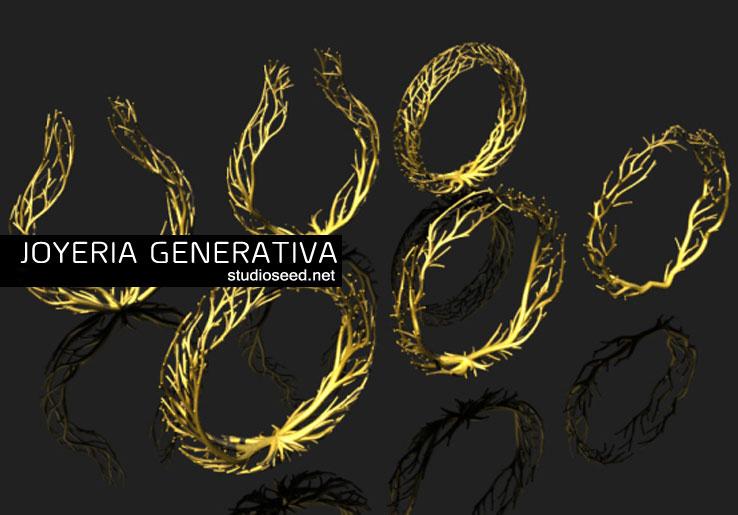 curso joyería barcelona, curso moda, fashion courses barcelona, curso joyería generativa, generative jewerly, parametric jewelry, joyeria parametrica, digitialización industria joyera,