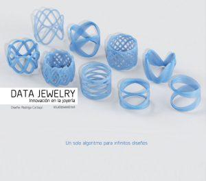Joyeria generativa, generative jewelry, rhinoceros, grasshopper, peacock, joyeria innovadora, joyeria barcelona, joyeria paramétrica, joyeria algoritmica, algorithmic jewelry