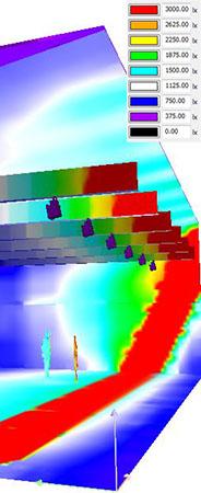 Siempre hemos destacado que DiaLUX es un buen programa de cálculo de iluminación, artificial pero no hemos hecho demasiados comentarios de sus posibilidades con respecto a la luz natural. Una característica muy […]