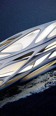 En esta ocasión, daremos una mirada a una serie de conceptos para yates que diseñóla recientemente fallecida Zaha Hadid en colaboración con el astillero alemán Blohm + Voss Era de esperarse, su […]