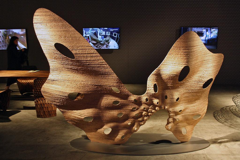 3D printing barcelona and mexico, curso impresion 3d barcelona mexico, Design Miami, diseño parametrico barcelona mexico, mobiliario paramétrico, Grasshopper, Curso Grasshopper