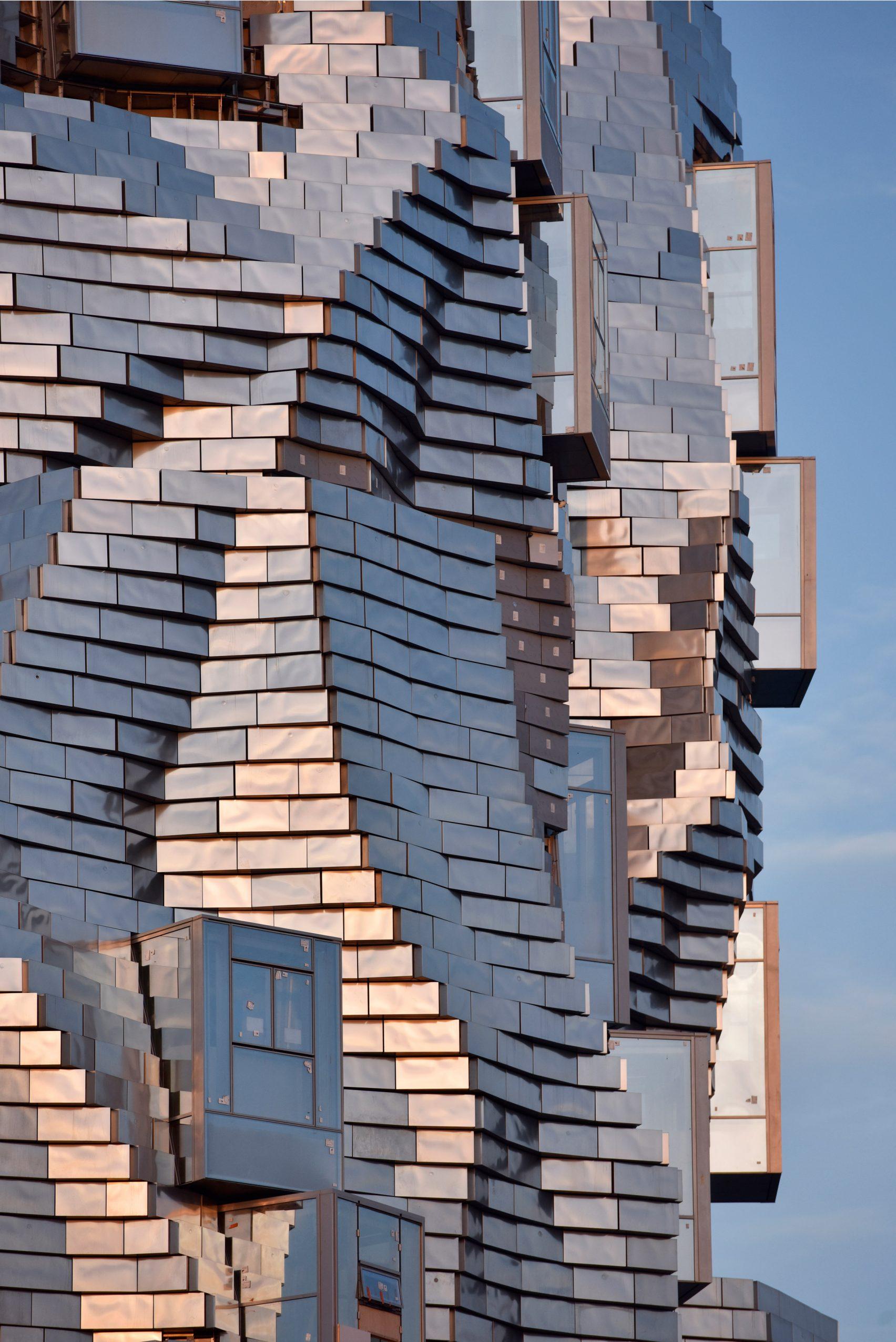 arquitectura paramétrica, curso grasshopper barcelona mexico, curso rhinoceros barcelona mexico, Frank Gehry, LUMA Arles