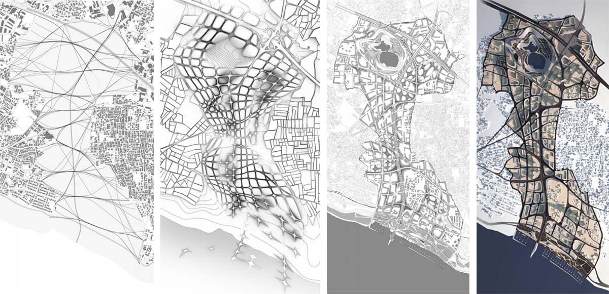 urbanismo paramétrico, diseño paramétrico, algoritmos paramétricos, patrón urbano eficiente, edificio eficiente, modelos urbanos eficientes, diseño urbano, ciudades sostenibles, impacto ambiental, CityEngine, Rhinoceros, Grasshopper, Rhino.NET Plug-in SDK, NET Framwork, Visual Studio, curso Rhinoceros mexico barcelona, curso Grasshopper mexico barcelona