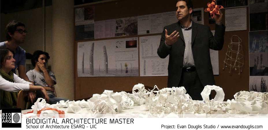 Architecture biodigital & genetic, advance architecture barcelona, esarq uic , iaac , instituto de arquitectura avanzada de catalunya, generative design, genetic design, parametric design, master arquitectura barcelona