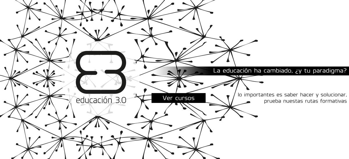 educacion 3.0 para profesionales y empresas en barcelona y méxico, rutas formativas personalizadas