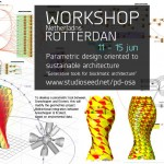Generative design & sustainability , grasshopper