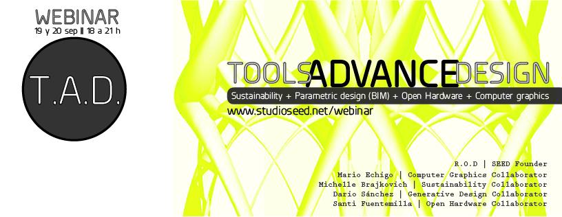"""Webinar """"tools advanced design"""""""