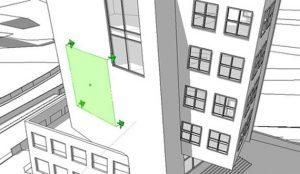 Renderizar secciones con Sketchup
