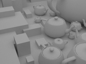 Ambient Occlusion Off