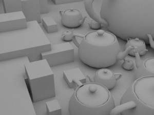 Ambient Occlusion On