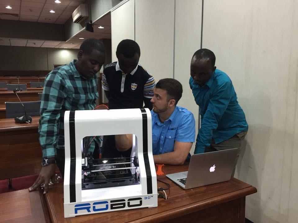 Imprimiendo en 3D