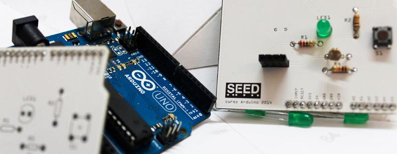 Curso de Arduino / Crea entornos y objetos interactivos