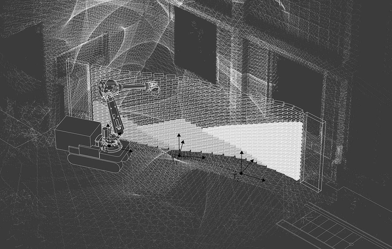 architecture. robotic fabrication, arquitectura robótica, Construcción 4.0, curso grashopper méxico barcelona, DFAB House, digital fabrication, Eawag, Empa, ETH Zurich, fabricación aditiva, fabricación digital, In situ Fabricator, NCCR, NEST, Smart Dynamic Casting, Smart Slab, Spatial Timber Assemblies