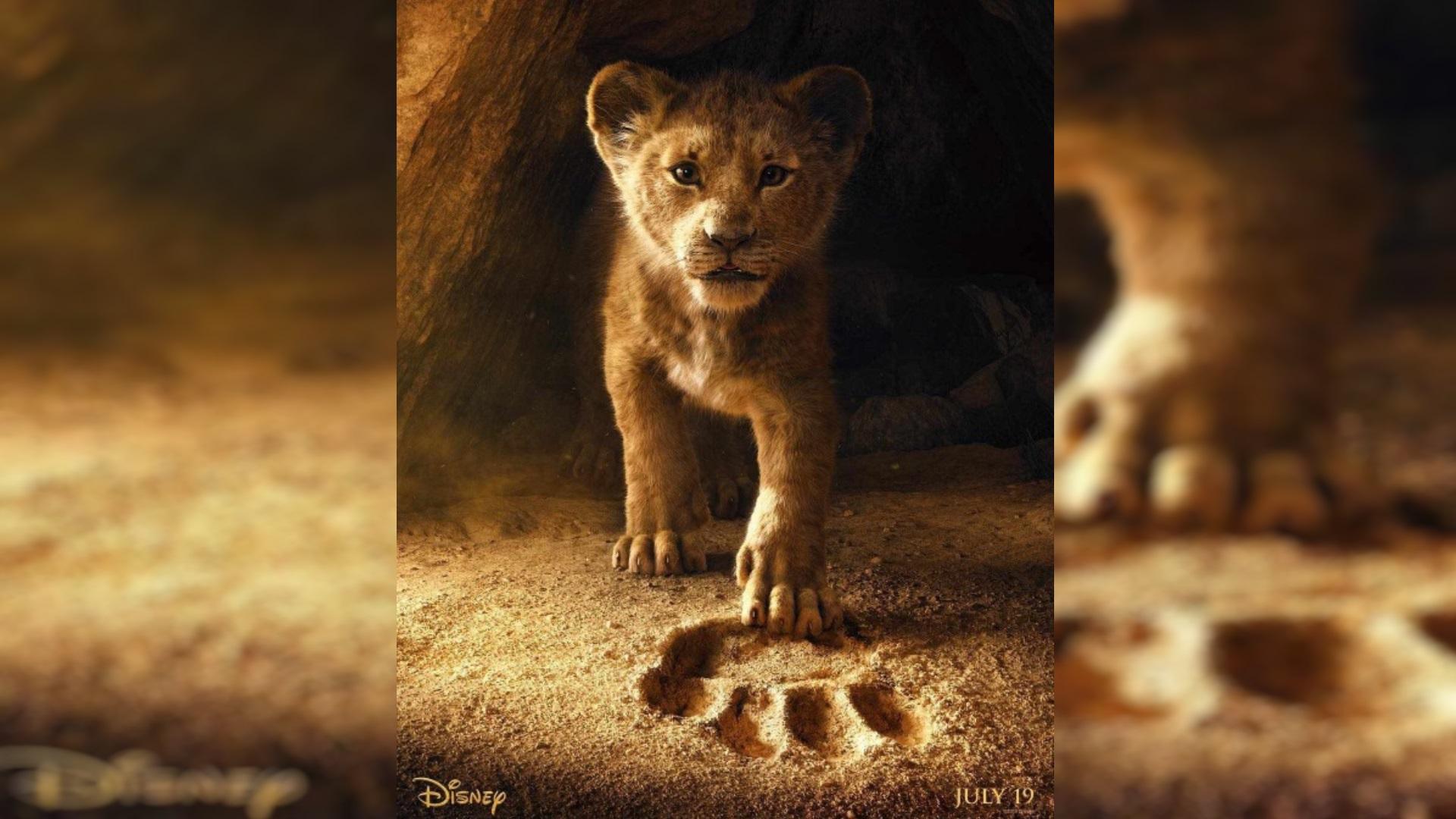3ds max, CGI, curso 3d max barcelona mexico, curso de vray barcelona y mexico, disney, el rey leon, the lion king, VRAY