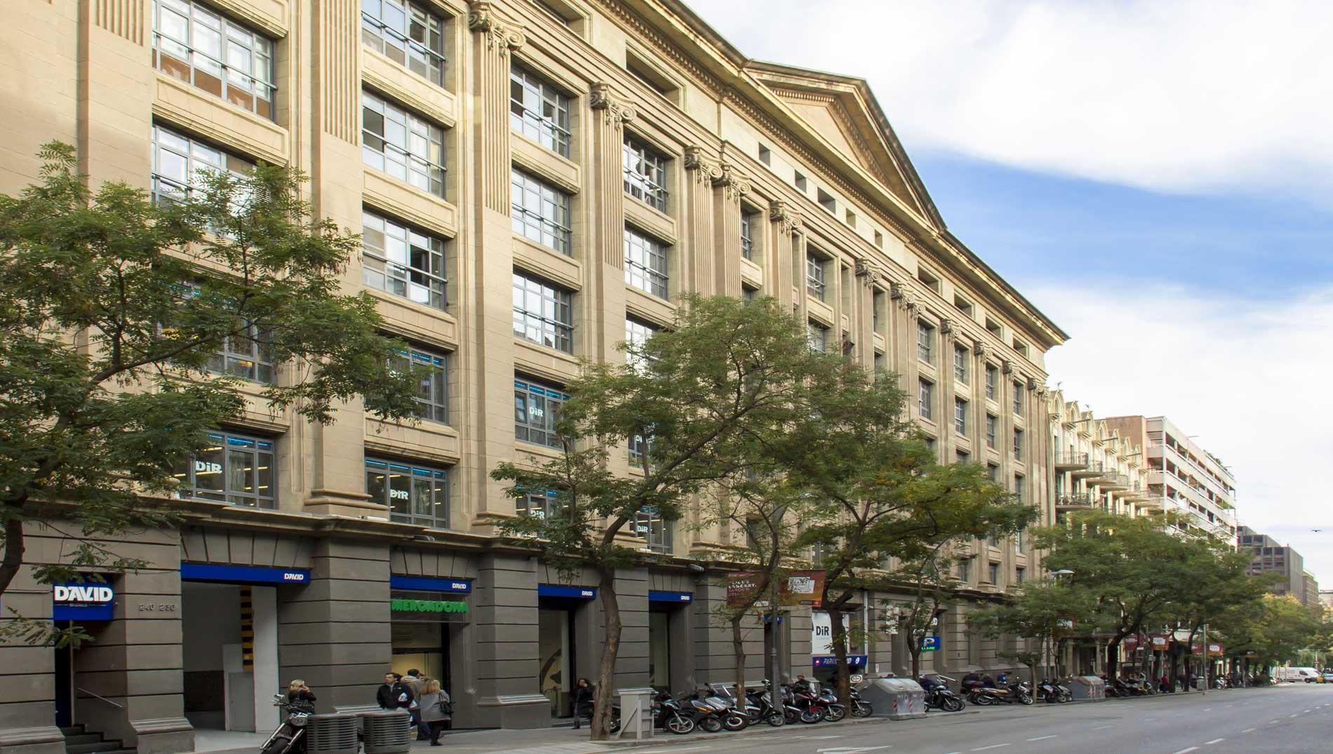 curso dialux, curso dialux barcelona - mexico, dialux, calculo luminico, Avanluce, Edificio David, Barcelona