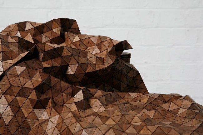 madera textil
