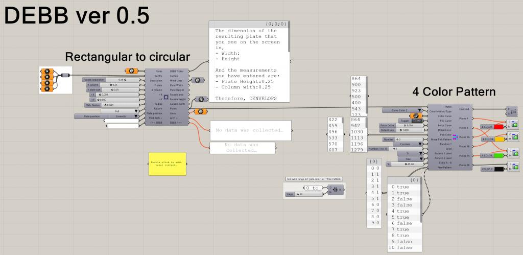 """Primer lanzamiento de """"Architectural Skin plugin"""" hay dos componentes, el """"Rectangular to circular"""" y """"4ColorPattern"""", realizarás fachadas en minutos."""
